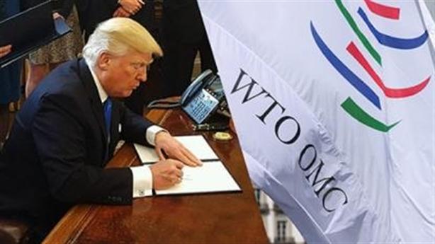 Cái đích lớn hơn nhiều khi Trump muốn rút Mỹ khỏi WTO