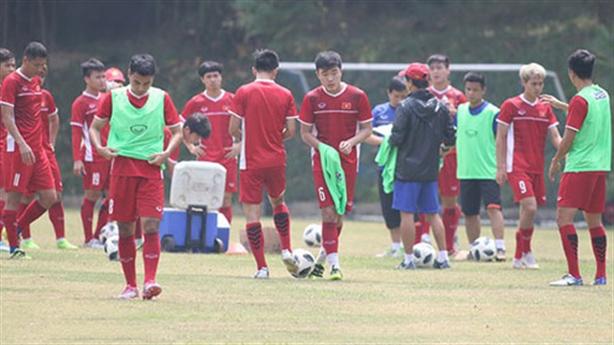 Olympic Việt Nam đấu UAE: Thực hiện lại kế đánh úp?