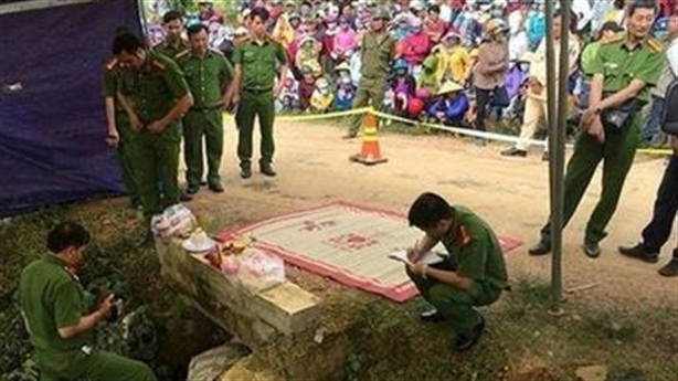 Chồng đánh chết phụ nữ định 'yêu': Vợ giúp phi tang xác
