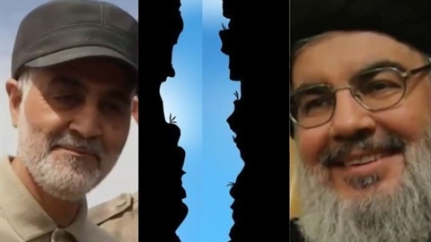 Bât phục tướng Iran Soleimani, Hezbollah rút nửa lực lượng khỏi Syria