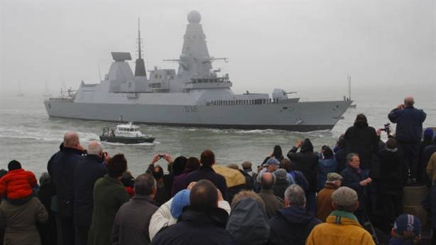 Hải quân Anh không tự bảo vệ được mình