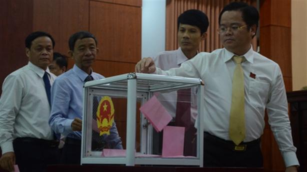 Phó Ban Kinh tế HĐND TP.Đà Nẵng xin thôi việc: 'Có tuổi'