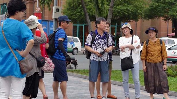 Doanh nghiệp Việt học Trung Quốc tour 0 đồng:
