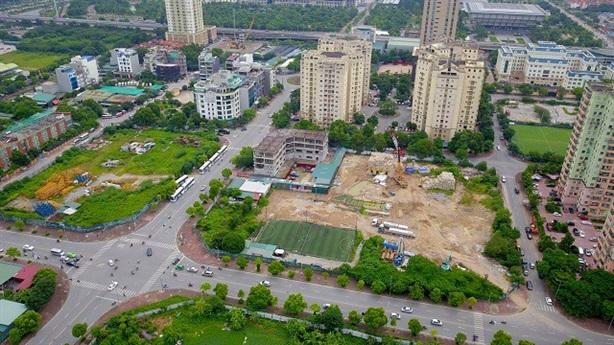 383 dự án chậm triển khai: Hà Nội xem xét thu hồi