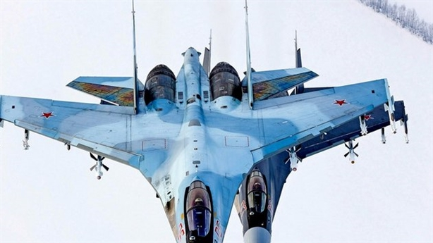 Su-30 có thể trang bị động cơ của Su-35?