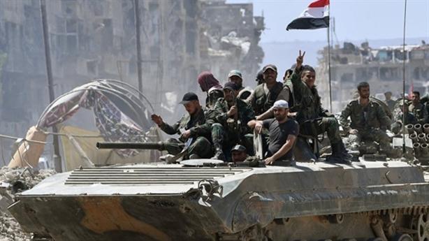 SAA tiếp tục dồn quân khi đàm phán Idlib đang diễn ra