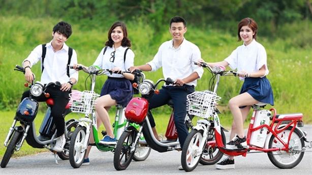 Hà Nội muốn quản xe đạp điện như xe máy