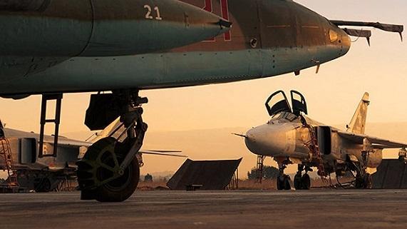 VKS Nga sẽ ra tay nếu Mỹ-Anh-Pháp tấn công Syria?