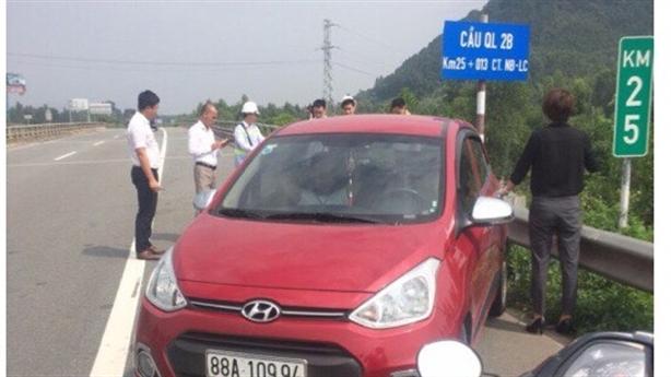 Nữ tài xế phóng ngược chiều trên cao tốc nói gì?