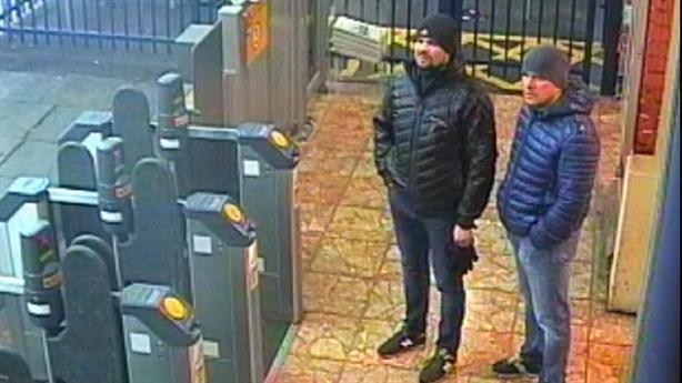 Nghi phạm Nga trong vụ Skripal lộ mặt?