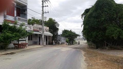 Quảng Nam lý giải đổi 105ha đất lấy 1,9km đường