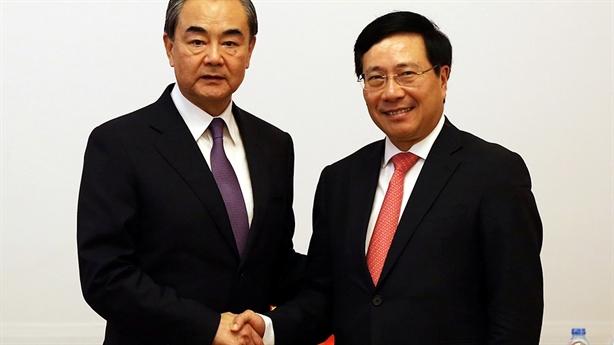 Việt Nam-Trung Quốc trao đổi thẳng thắn vấn đề trên biển