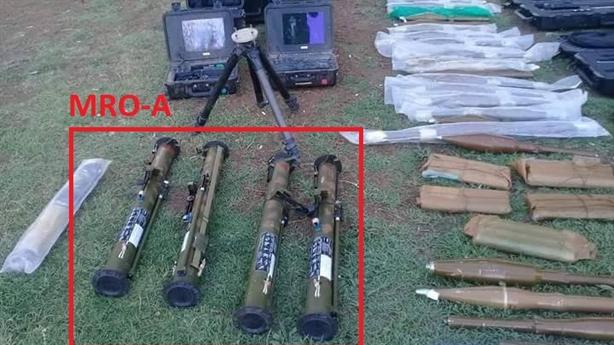 Phát hiện súng nhiệt áp RPO-A Shmel, RPG-30 trong kho phiến quân