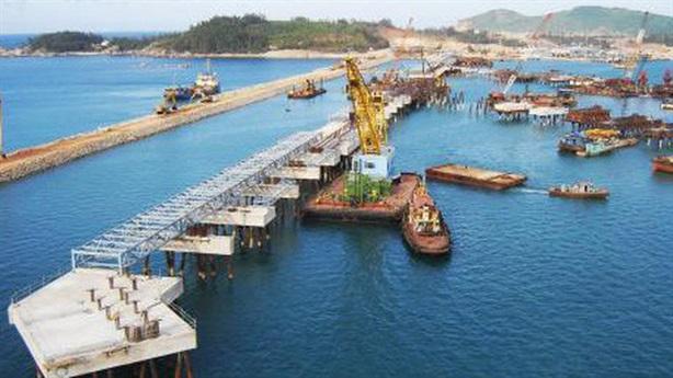 Quảng Ngãi xin nhấn chìm xuống biển 15,5 triệu m3 vật chất