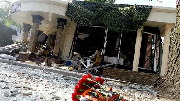 Nghi phạm tố Ukraine thuê ám sát thủ lĩnh Donetsk
