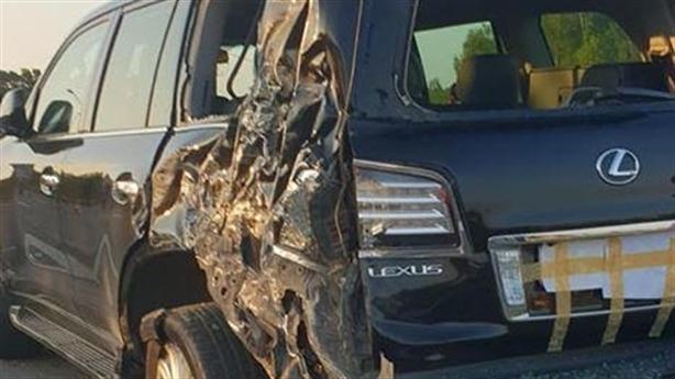 Tin mới tài xế Lexus biển 8888 bị xe tải đâm chết
