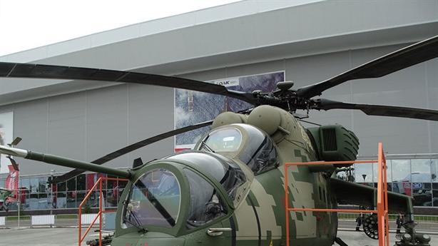 Mi-35M được trang bị Vikhr-M sẽ gây sốt