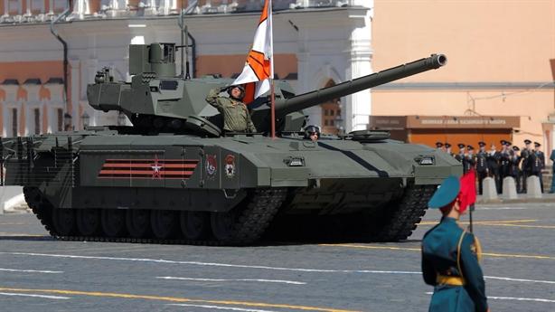 Tình thế buộc Nga phát triển tên lửa mới cho Armata