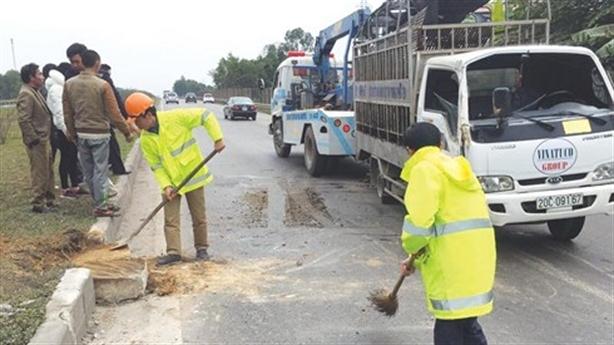 Quyết giải thể Hội đồng Quỹ bảo trì đường bộ