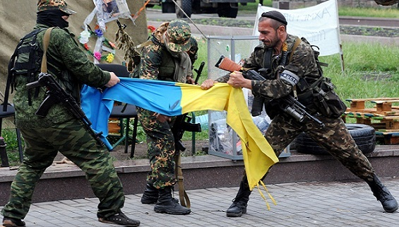 Ukraine tự tay dâng cả Crimea lẫn Donbass cho Nga?