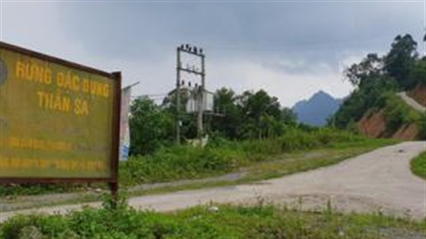 Khai thác khoáng sản ở rừng đặc dụng: Chỉ đạo nóng