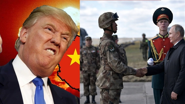 Mỹ trừng phạt vì Trung Quốc giao thương quân sự với Nga