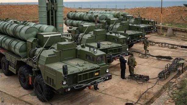 Thêm S-400 tăng sức siết vòng cung Crimea-Kaliningrad