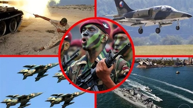 Mỹ tăng hiện diện quân sự ở Địa Trung Hải: Vì ai?