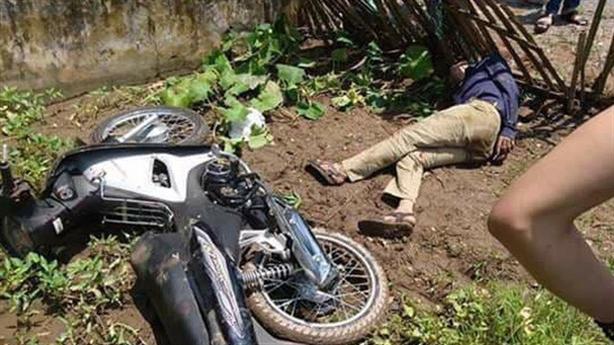 Vợ chồng đi tìm xe bị mất, đánh chết người dắt xe