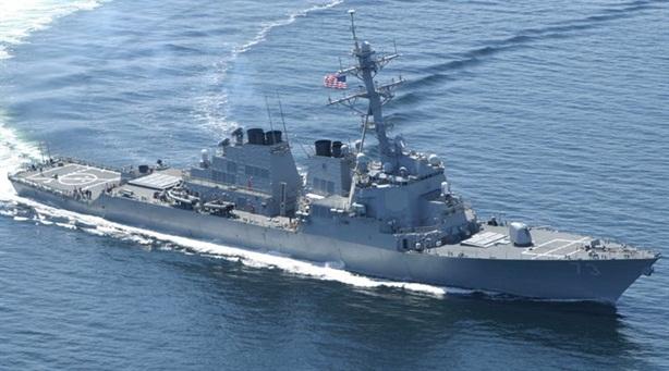 Phản ứng Trung Quốc khi tàu chiến Mỹ tuần tra Biển Đông