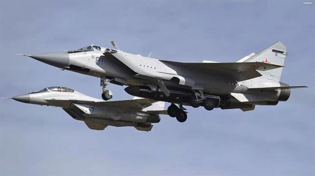 Nga âm thầm cho MiG-31 thử tên lửa diệt vệ tinh