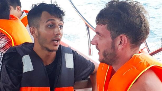 Khách Tây lạc trên bán đảo Sơn Trà: Lộ điều bí ẩn