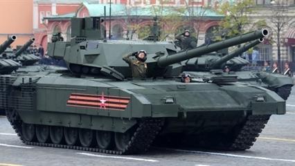 T-14 Armata chưa vào biên chế đã lo bị loại biên