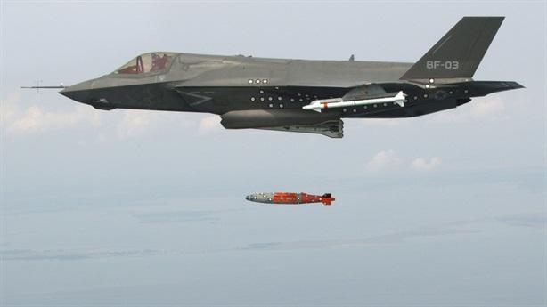 Mỹ quyết dùng bầy đàn F-35 áp đảo S-300 Syria