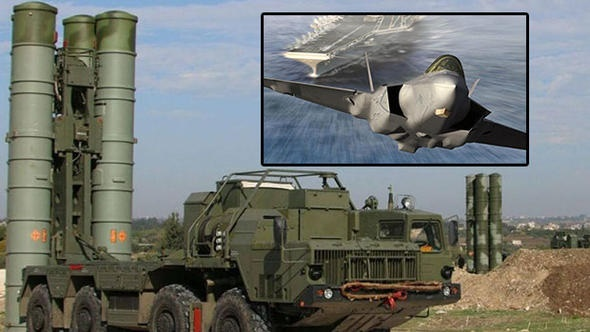 F-35 kiểm tra sức mạnh thật của S-400?