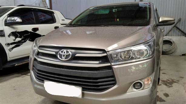 Nhiều xe Toyota Innova phát tiếng kêu lạ: Hiện tượng bình thường?