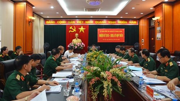UBKT Quân ủy Trung ương đề nghị kỷ luật 14 đảng viên
