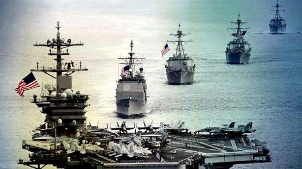 Hoa Kỳ đang phải gồng mình để chống lại Trung Quốc