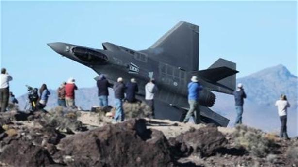 F-35I không dám cất cánh thử độ nhạy của S-300