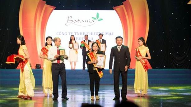 Botania-10 năm thăng trầm trở thành thương hiệu hàng đầu Việt Nam