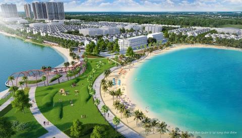 """Vinhomes ra mắt """" Thành phố đại dương"""" Vincity Ocean Park"""