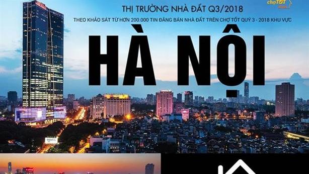 Nhà đất Hà Nội: Giá huyện Đan Phượng tăng 58% 1 năm