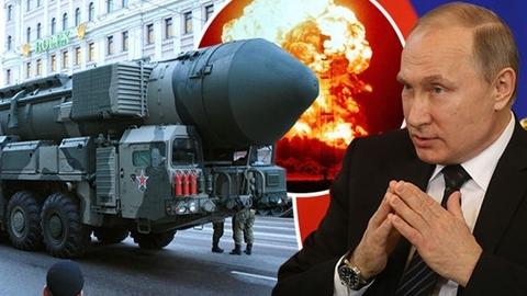 'Toàn bộ tên lửa Nga xoay hướng châu Âu'