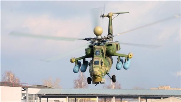 Tính năng mới lạ của Mi-28UB