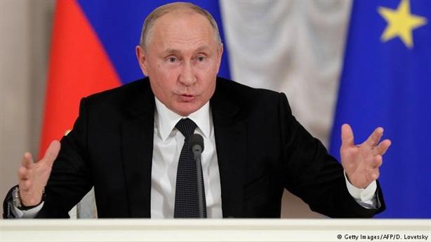 Ông Putin lạnh giọng trước tên lửa hạt nhân Mỹ
