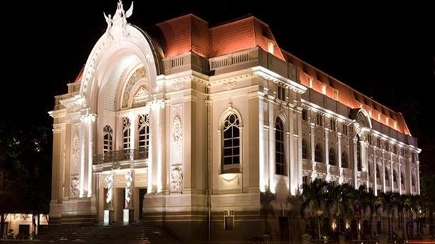 Tiền xây nhà hát giao hưởng được dành riêng từ năm 2014