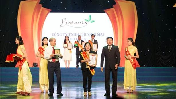 10 năm Botania-Chất lượng đỉnh cao khẳng định thương hiệu quốc tế