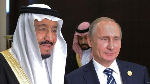 Lo sợ Mỹ trừng phạt vụ Khashoggi, Ả-rập Saudi cầu cứu Putin?