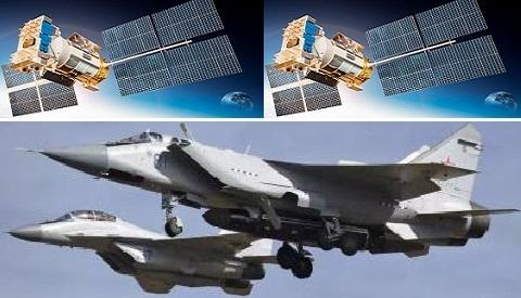 Mỹ: MiG-31 Nga mang tên lửa diệt vệ tinh giả