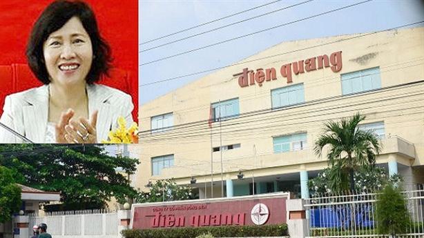 Bà Hồ Thị Kim Thoa muốn bán gần hết cổ phiếu DQC